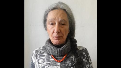 Frances Barraco – artista del tessuto